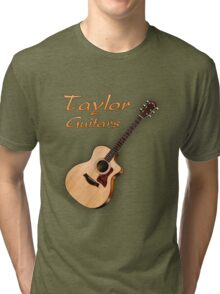 Taylor Guitars Tri-blend T-Shirt
