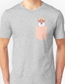 Corgi Love - Welsh Corgi funny nerd art dog lover gifts for pet owners customizable dog gifts T-Shirt