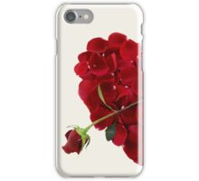 Heart of roses iPhone Case/Skin