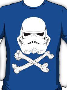 StormTrooper dead bones.  T-Shirt