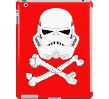 StormTrooper dead bones.  iPad Case/Skin