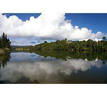 Taree Estate Reflections 1 Photographic Print