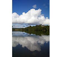 Taree Estate Reflections 2 Photographic Print