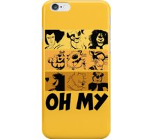 Lions & Tiger & Bears iPhone Case/Skin
