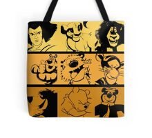 Lions & Tiger & Bears Tote Bag
