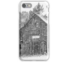 Pioneer Barn 1904 iPhone Case/Skin