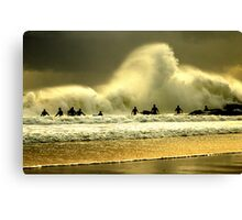 After You! Canvas Print