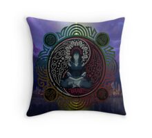 The Nature of Balance Throw Pillow