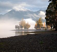 Lake Mist by Emma Robinson