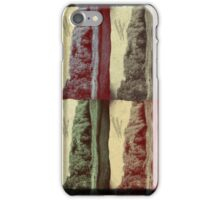 Vintage Planes Over the Trees iPhone Case/Skin