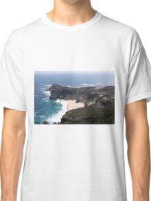 Cape Of Good Hope Coastline - South Africa Classic T-Shirt
