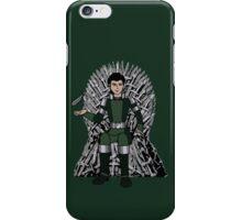 Kuvira on the Iron Throne  iPhone Case/Skin