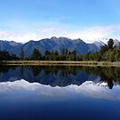 Lake Matheson by Magee