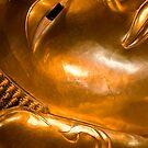 The big reclining Buddha at Wat Po, Bangok by Cvail73