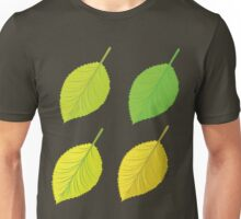 Colorful autumn leaves 2 Unisex T-Shirt