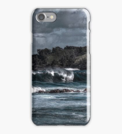 Painted scene... iPhone Case/Skin
