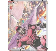 Magneto Master of Magnetism iPad Case/Skin