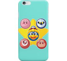 Kirby & Friends iPhone Case/Skin