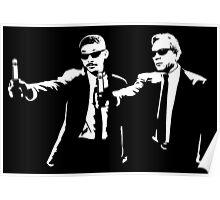 Men In Fiction Poster