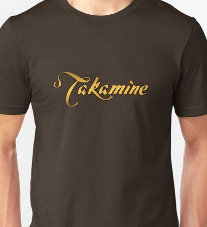 Takamine Gold Unisex T-Shirt