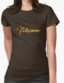 Takamine Gold Womens Fitted T-Shirt