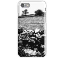 Stoney Wall, Peak Districk, England iPhone Case/Skin