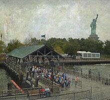 Liberty Island by rentedochan