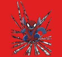 The Amazing Spider-Stitch Kids Clothes