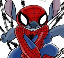 The Amazing Spider-Stitch Sticker