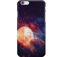 Basketball Ball Flies iPhone Case/Skin