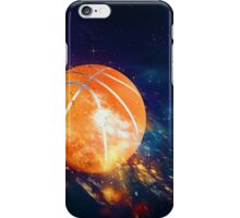 Basketball Ball Flies 2 iPhone Case/Skin