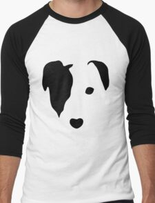Jack Russell Terrier Men's Baseball ¾ T-Shirt