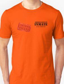Arkham Inmate Unisex T-Shirt