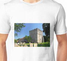 St Michael's Church, Shalfleet Unisex T-Shirt