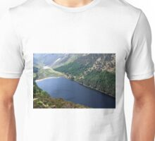 Upper Lake At Glendalough Unisex T-Shirt