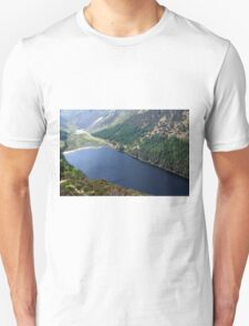 Upper Lake At Glendalough T-Shirt