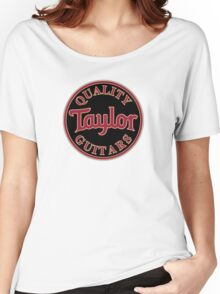 Quality Taylor Guitar Women's Relaxed Fit T-Shirt