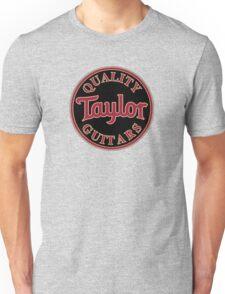 Quality Taylor Guitar Unisex T-Shirt