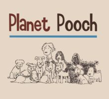 Planet Pooch by johnkratovil