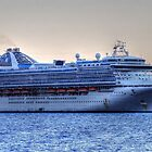 Grand Princess by Stephen Burke