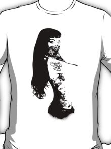 Pin-Up Bandita T-Shirt