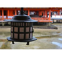 lantern in daylight! Photographic Print