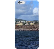 Irish Seaside Village Co Kerry iPhone Case/Skin