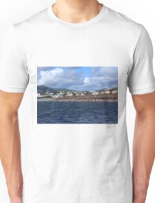 Irish Seaside Village Co Kerry Unisex T-Shirt