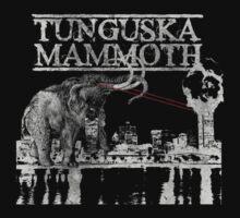 Mammoths vs Montreal Kids Tee