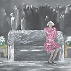 Mistress of the Deceased by Ginger Lovellette