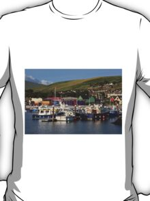 Dingle Harbour County Kerry Ireland T-Shirt
