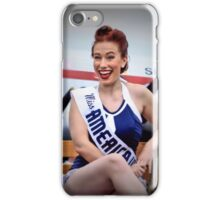 Miss America iPhone Case/Skin