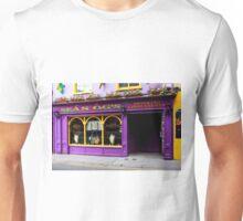 Colorful Irish Pub Unisex T-Shirt