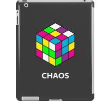 Rubik's Cube Chaos iPad Case/Skin
